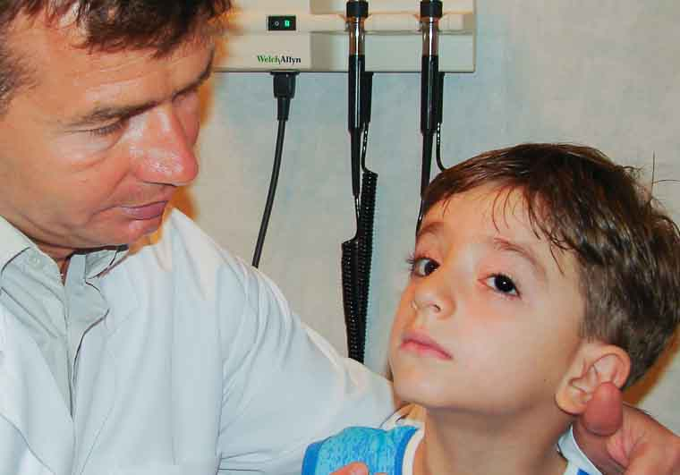 LidMed - Liderkrankungen bei Kindern