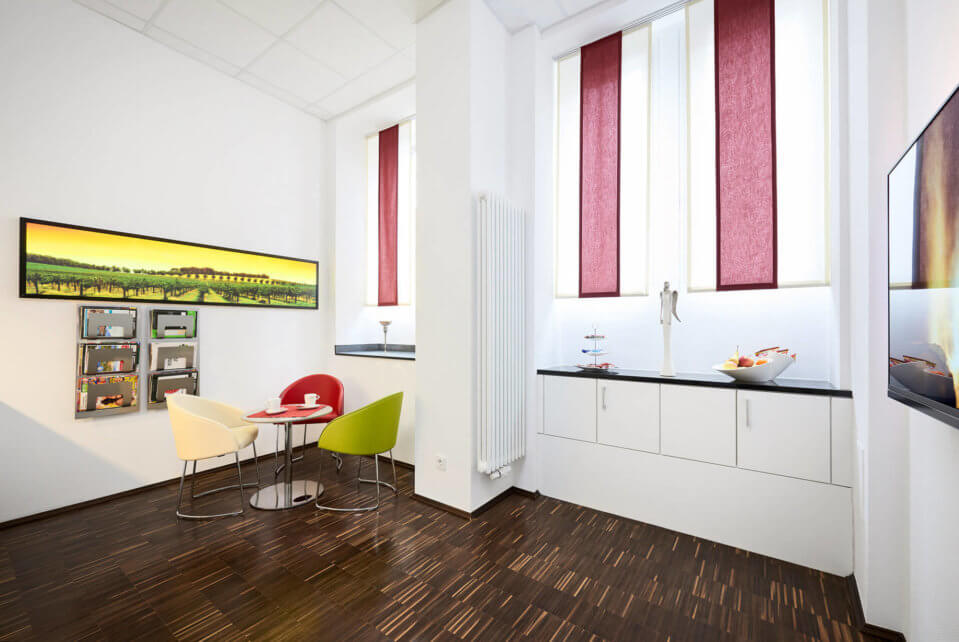 Lidmed Kunibertsklinik Kaffe Lounge