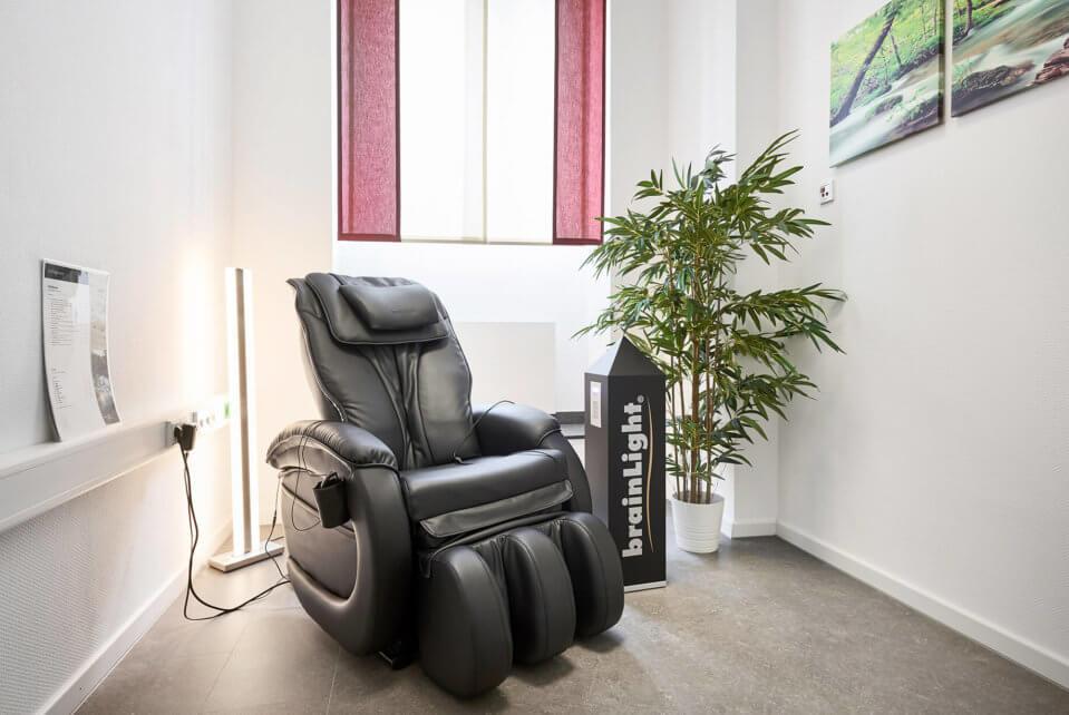 Lidmed Kunibertsklinik Relax Lounge