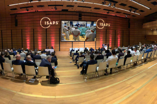 Dr. Aral - Live Surgery ISAPS Wien